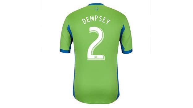 Clint Dempsey Jersey