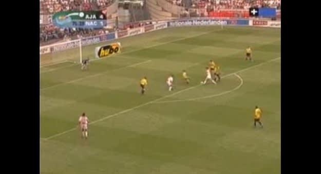 Ibra goal vs NAC