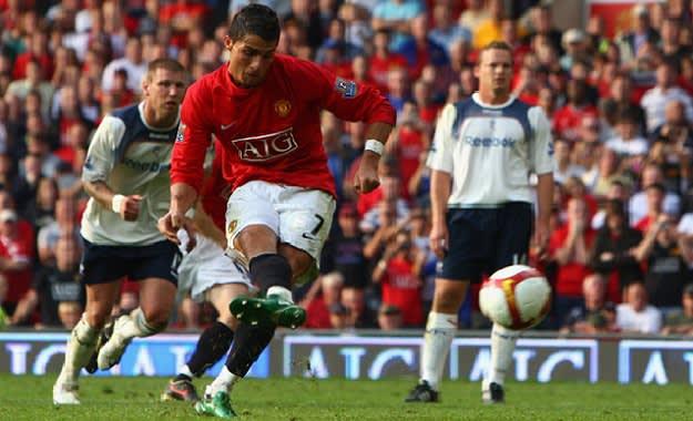Cristiano Ronaldo 2007/08