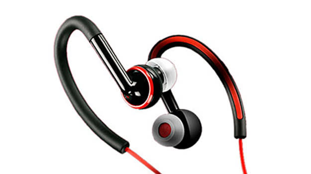 Gym Headphones - Motoactv SF200 Sports Headphones