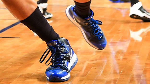 The Shoes That Won Last Night: LeBron Dumps 42 Points on ... Jabari Parker Shoes