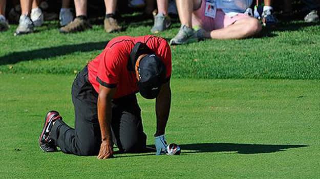 Tiger Woods Back Injury