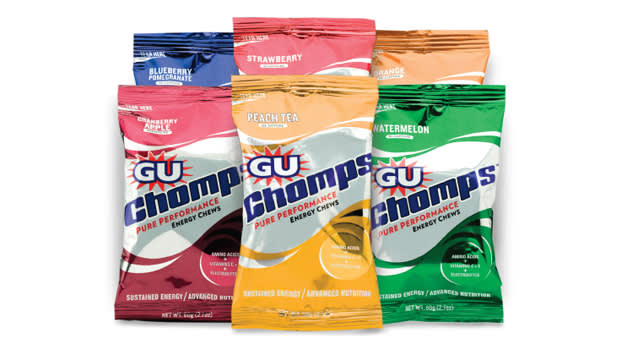Nutrition - GU Energy