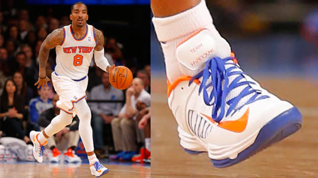 JR Smith - April 5