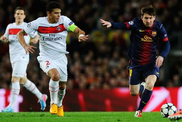 Thiago - defenders