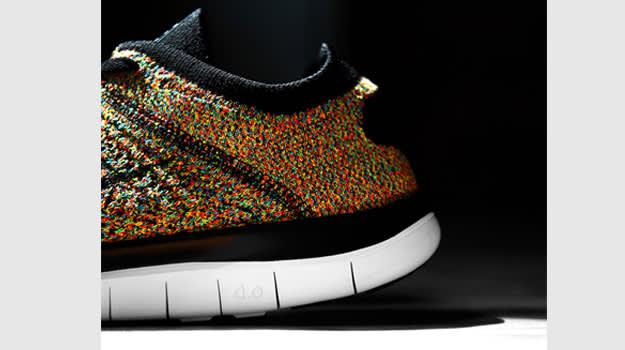 """Nike Free Flyknit 4.0 """"Multicolor"""""""