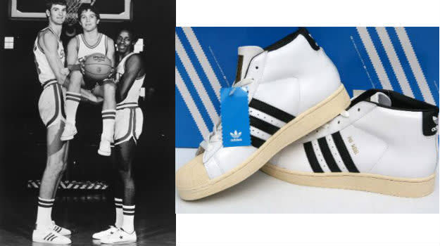 tommy burleson adidas pro model