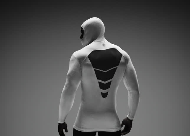 Nike Pro Combat Hyperwarm Max Shield Hood