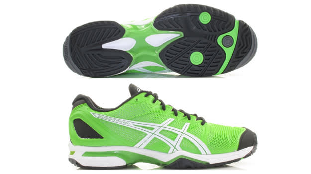 What: Asics Gel Solution Speed