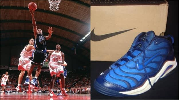 jay williams nike air determination