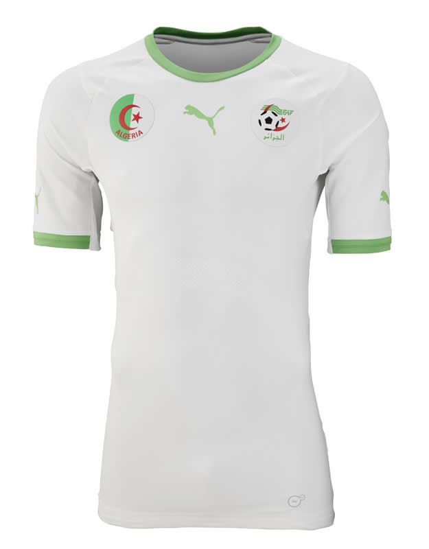 Puma Algeria World Cup Kit