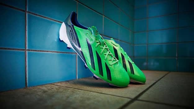 adizero f50 green