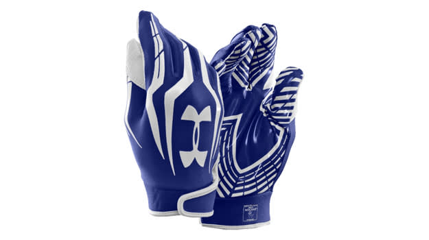 Under Armour Adult F3 Receiver Gloves