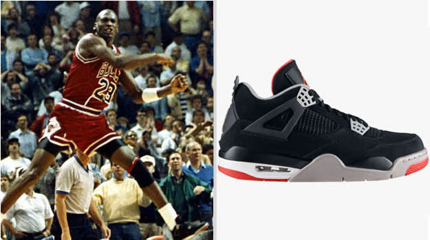 Sneakers Worn for the 25 Highest Scoring Seasons in NBA History   Complex