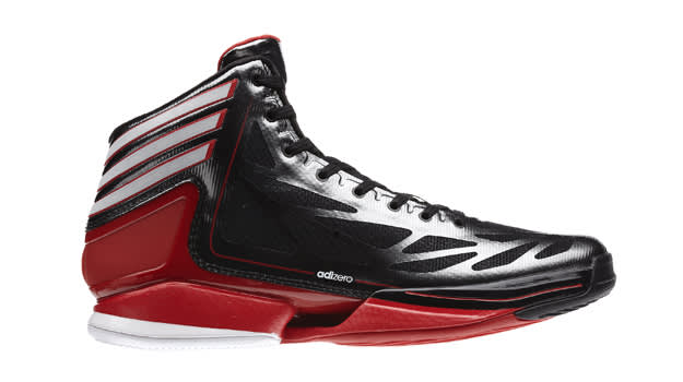 buy online 06518 cc275 adidas adizero basketball shoes 2012