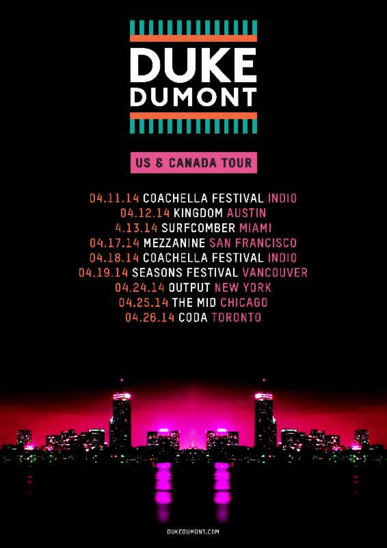 duke-dumont-us-tour-2014