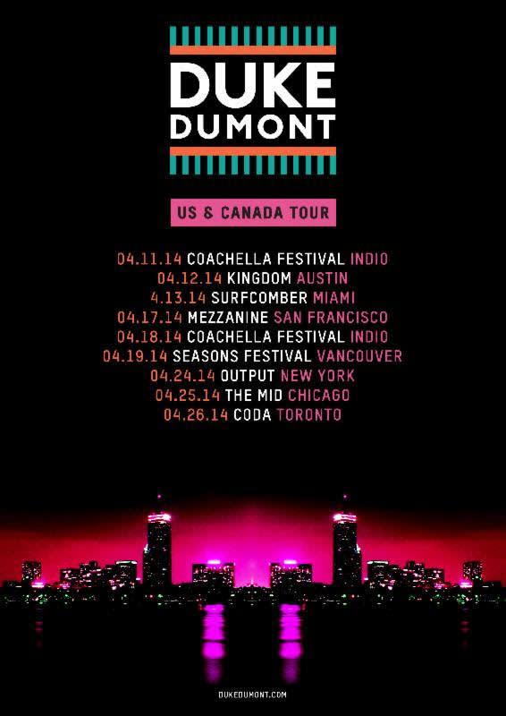 duke-dumont-us-tour-2014