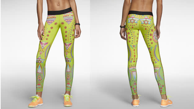 Nike Sparkling Sunburst Tight