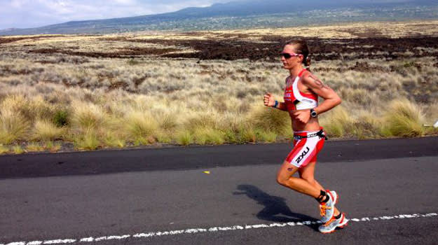 caroline steffan on running