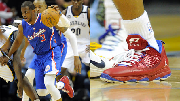 Chris Paul in the CP3.VI AE