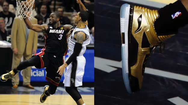 Dwyane Wade in the Li-Ning Way of Wade Encore