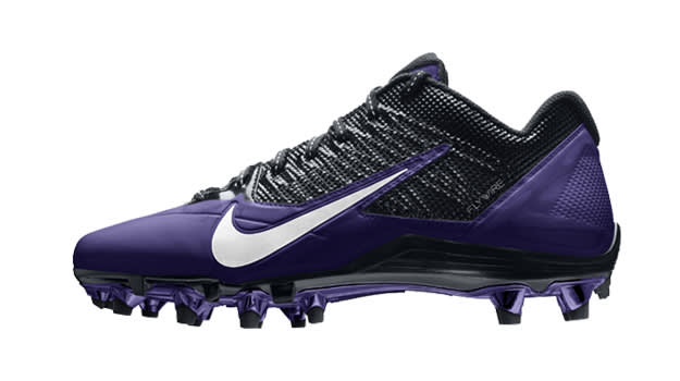 Nike Alpha Pro Ravens