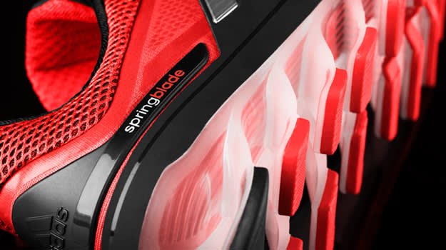 adidas springblade durability