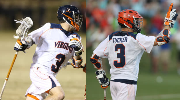 Virginia Cavs Lacrosse 2014