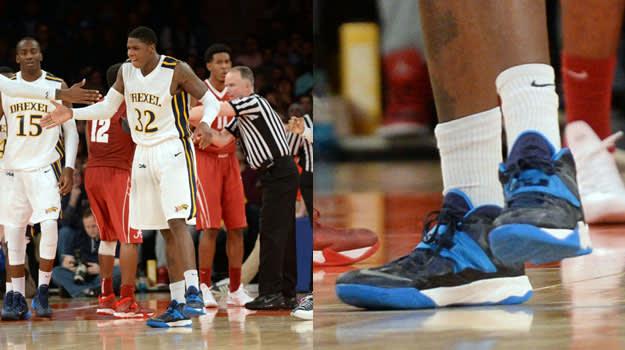 The Shoes That Won Last Night: Villanova Upends Kansas ...