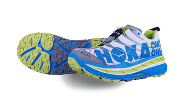 Ultra - Hoka One One Stinson Evo Trail