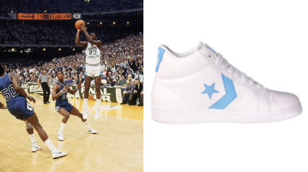 michael jordan converse pro leather