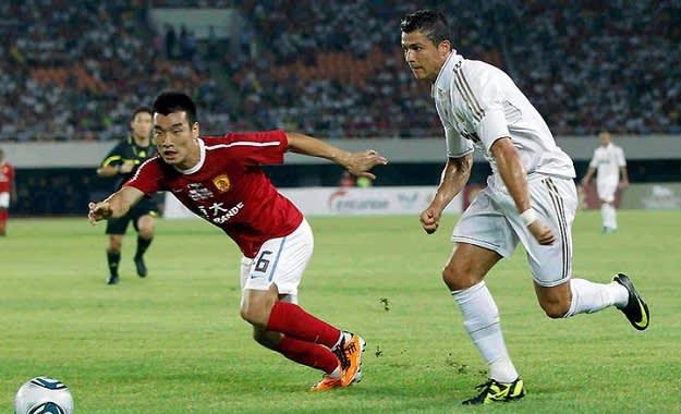 Cristiano Ronaldo 1011