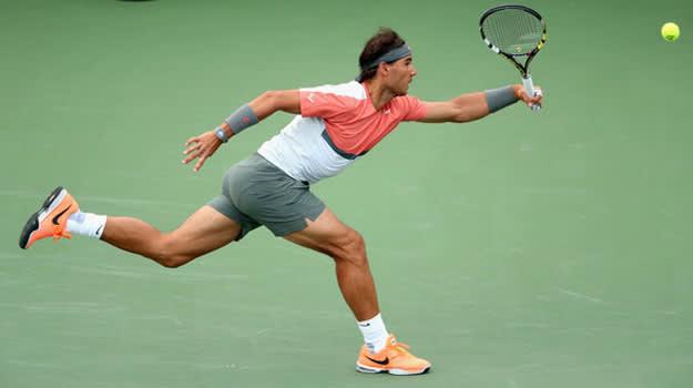 Rafael Nadal - Nike Air Ballistec
