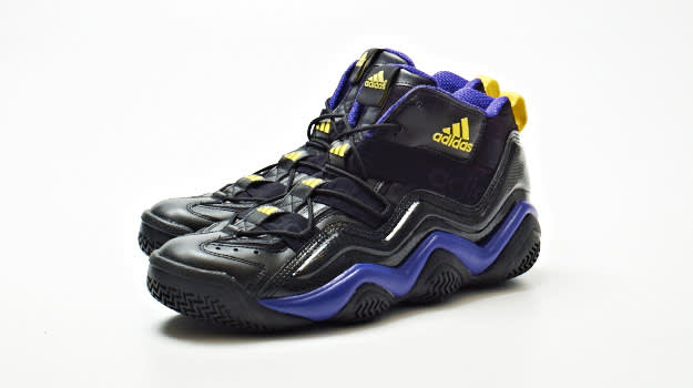 adidas retro basketball sneakers
