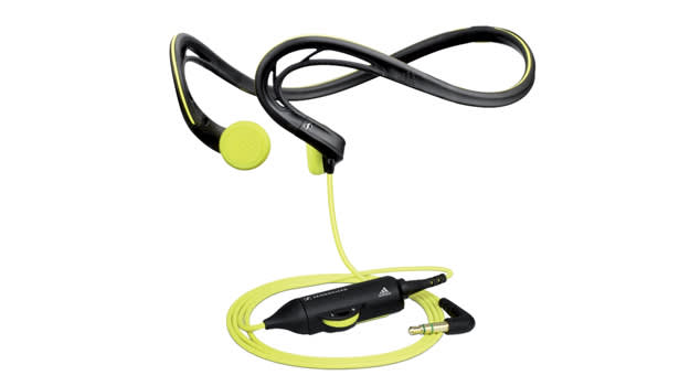 Gym Headphones - Sennheiser adidas 680