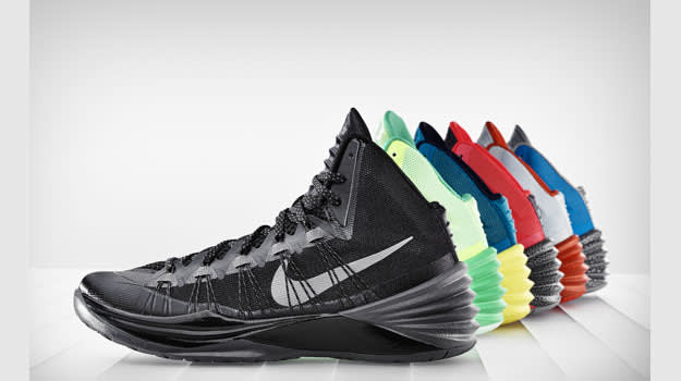 good nike basketball shoes