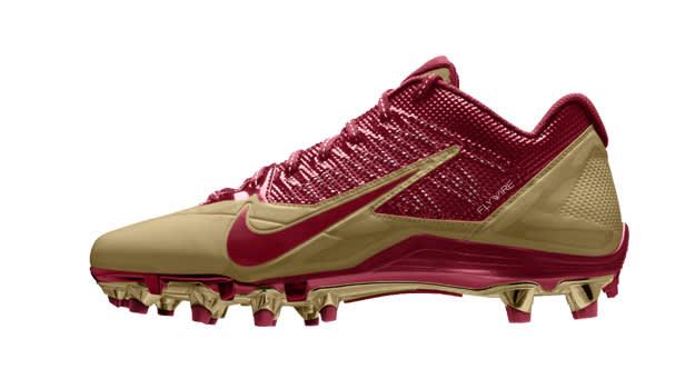 Nike Alpha Pro 49ers