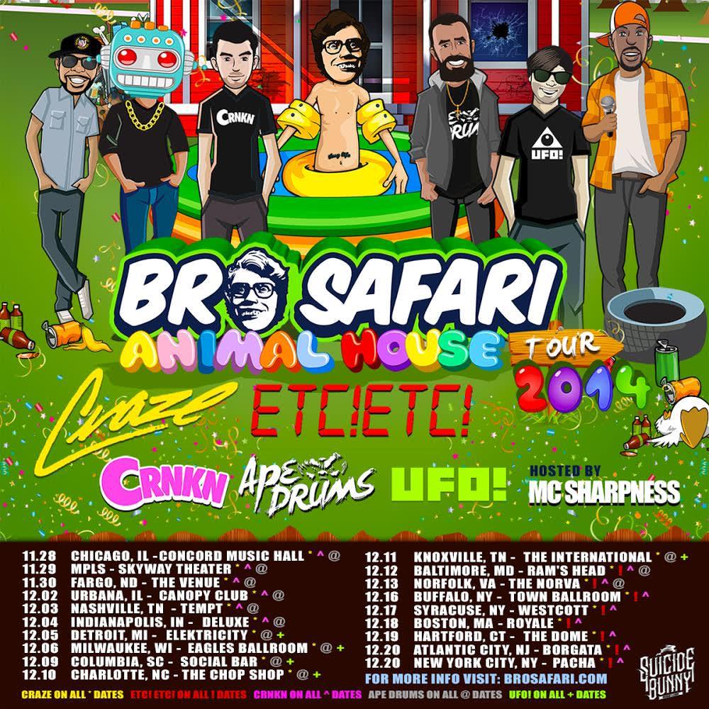 bro-safari-animal-house-tour-2014