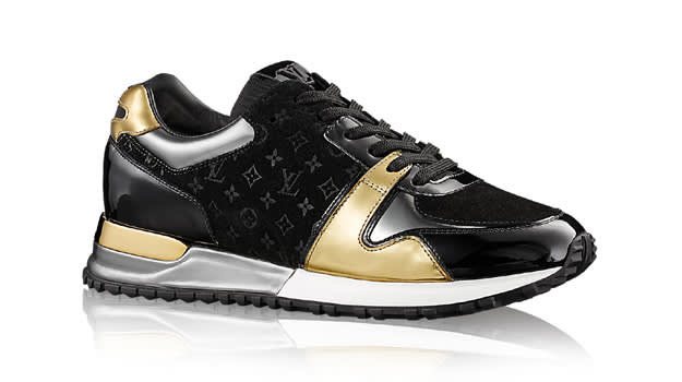 Louis Vuitton Runners Black