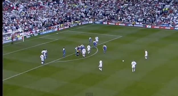 Beckham Goal