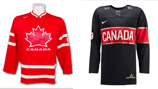 Image via Ice Jerseys.com / Nike.com