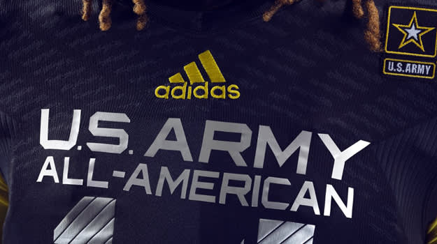 adidas Techfit Uniforms All American Game_5