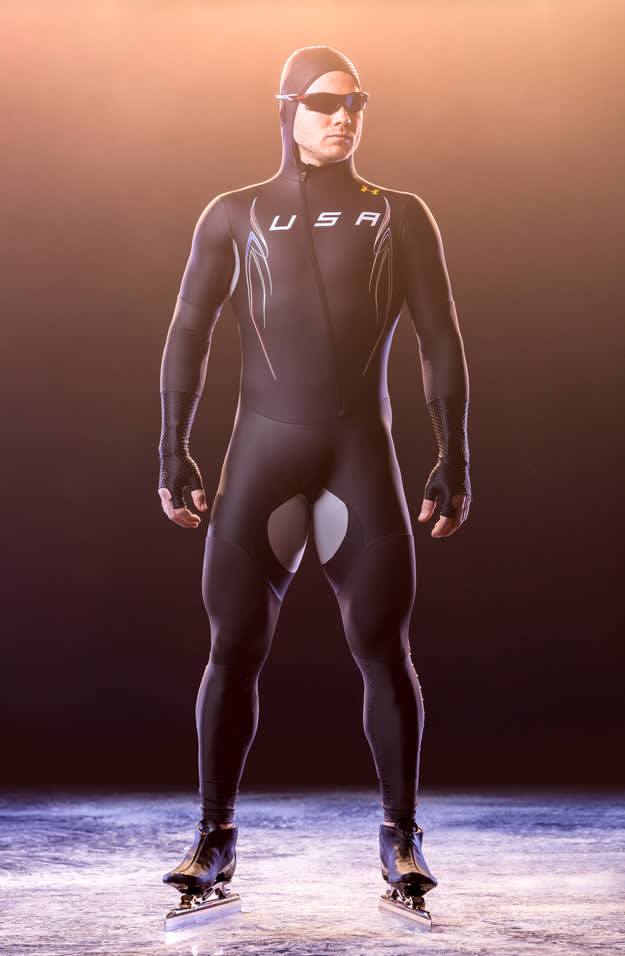 Under Armour Speed Skating