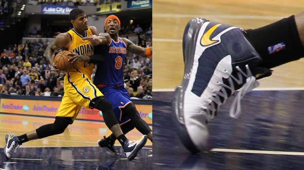 Paul George - Jan 10