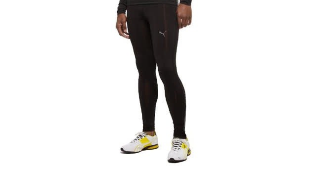 puma actv running tights