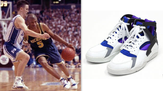 Jalen Rose Nike Air Flight Huarache