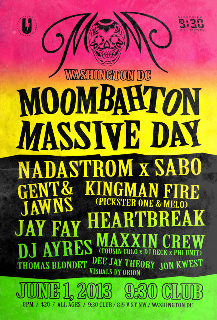 moombahton-massive-day-flier