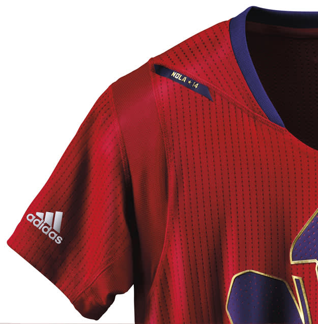 adidas NBA All-Star Jersey WEST Detail 2 Clipped copy