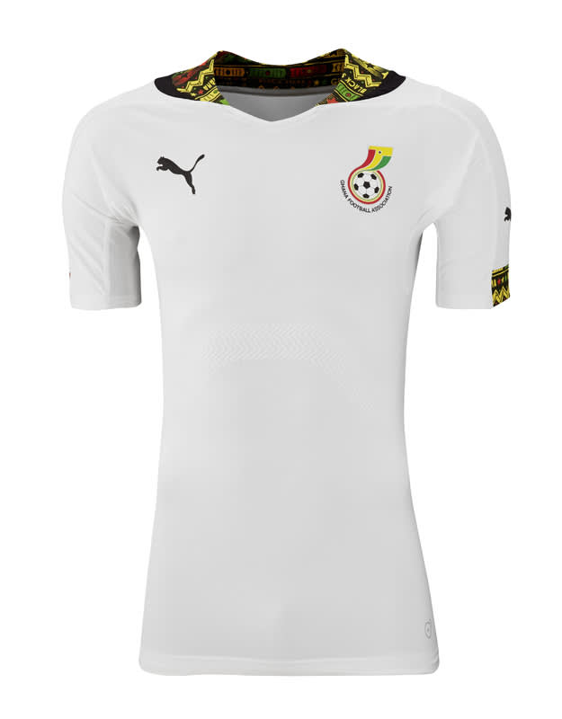 Puma Ghana World Cup Kit