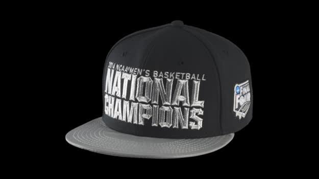 Nike UConn Championship gear